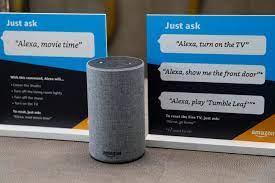 EU regulators, growing market of Siri, Alexa, Google a concern
