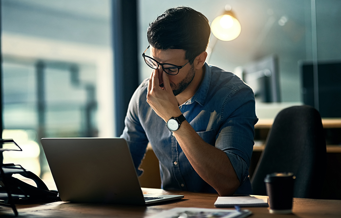 Motivation levels depends on the fatigue rates